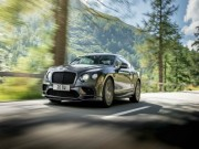 2017 Bentley Continental Supersports soán ngôi GT Speed