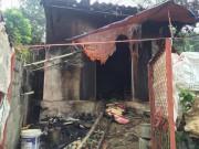 An ninh Xã hội - Tạt axit hàng xóm rồi châm lửa đốt nhà tự tử