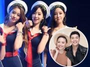 T-ara sẽ hát chung với Noo Phước Thịnh, Tóc Tiên tại Việt Nam