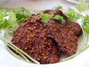 Ẩm thực - Cách làm thịt bò khô ngon không cần lò nướng