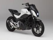 Xe máy - Xe đạp - Honda ra mắt xe mô tô trang bị công nghệ tự cân bằng Riding Assist