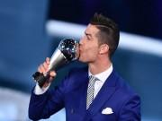 """Ronaldo và năm  """" Vàng """"  2016: Công lớn từ hai  """" sư phụ """""""