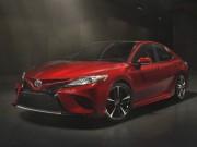 Toyota Camry 2018: Trẻ trung đến bất ngờ