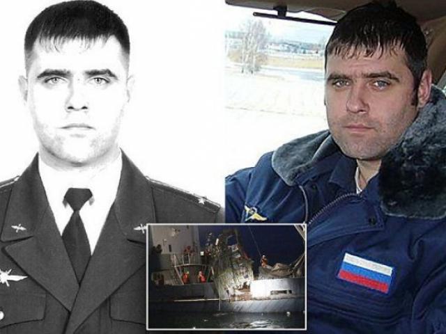 Máy bay Nga rơi do phi công gạt nhầm cần điều khiển?