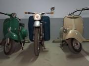 Xe máy - Xe đạp - Chiêm ngưỡng bộ sưu tập xe cổ lớn nhất Việt Nam