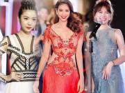 Thời trang - Phạm Hương, Thúy Vân, Hari Won lại mặc đẹp nhất tuần