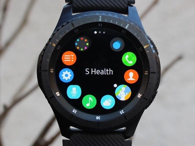 5 tính năng độc, lạ của đồng hồ thông minh Gear S3