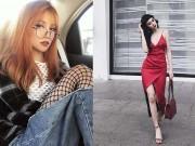 Thời trang - Hương Tràm bất ngờ dịu dàng, Phương Trinh giữ phong độ sexy
