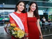 """200kg là số hành lý Lệ Hằng  """" vác """"  tới  Miss Universe 2016"""