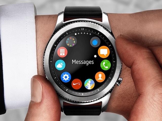 Cách sử dụng smartwatch của Samsung trên hệ điều hành iOS