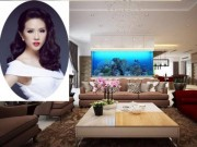 Choáng với biệt thự sang chảnh của Hoa hậu Thu Hoài