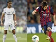 Bóng đá - Vua đá phạt Messi: Vẫn mơ kỷ lục của Ronaldo