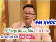 Tin tức giải trí - Hồng Vân – Quốc Thuận xúc động với cặp vợ chồng đã trải qua thập tử nhất sinh