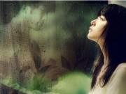 Thơ tình: Đêm mưa nhớ anh