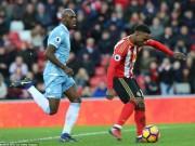 Sunderland - Stoke City: Hạ màn từ hiệp 1
