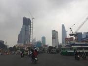 Tin tức trong ngày - Bầu trời Sài Gòn xám xịt lạ thường: 8h như 5h sáng