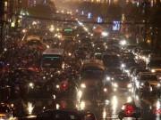 Tin tức trong ngày - Cư dân mạng sôi nổi hiến kế chống tắc đường cho Hà Nội