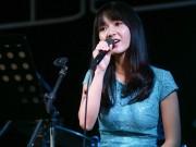 """Jang Mi ngậm chanh vẫn hát  """" Duyên phận """"  cực chất"""