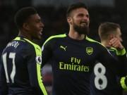 Arsenal: Thần tài Giroud và thần đồng Iwobi