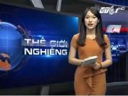 Bạn trẻ - Cuộc sống - Bất ngờ nữ sinh 18 tuổi dẫn bản tin thời sự quốc tế VTC