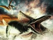 """Thế giới - Lý do tuyệt chủng của loài cá mập """"khủng"""" nhất Trái đất"""
