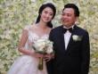 Cận cảnh lễ cưới xa hoa của HH Thu Ngân và đại gia hơn 19 tuổi
