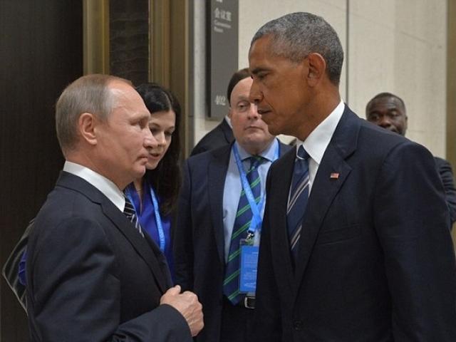 Putin chính thức lên tiếng về cáo buộc hack bầu cử Mỹ
