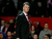 """MU: Van Gaal than vãn nỗi lo bị Mourinho  """" cướp việc """""""