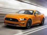 Ford Mustang 2018: Thiết kế mới, hộp số 10 cấp