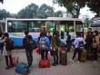 2.000 sinh viên được đi xe miễn phí về quê đón Tết
