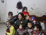 """Bạn trẻ - Cuộc sống - Cái Tết thiếu thốn ở """"gia đình đông con nhất Hà Nội"""""""