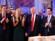 Vì sao lễ nhậm chức của Trump không hoành tráng như Obama?