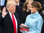 Donald Trump nhậm chức: Những hình ảnh ấn tượng nhất