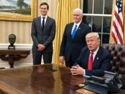 """Lý do Trump dùng lại vật bị Obama  """" hắt hủi """"  ở Nhà Trắng"""