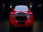 Mê mẩn Rolls-Royce Phantom mạ vàng giá 15 tỷ đồng
