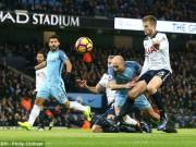 """Chi tiết Man City - Tottenham:  """" Tân binh """"  mừng hụt (KT)"""