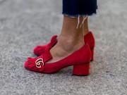 Một đôi giày rẻ tiền trông như thế nào?