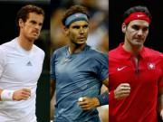 Huyền thoại Federer, chiến binh Nadal, nhưng số 1 là Murray