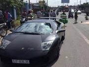 Tin tức trong ngày - Lộ diện chủ nhân chiếc siêu xe Lamborghini tông chết người