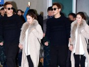 Ai cũng phải ngoái nhìn vì Kim Tae Hee xuất hiện sau đám cưới
