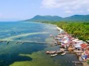 """Du lịch - """"Đưa nhau đi trốn"""" ở làng chài Rạch Vẹm, Phú Quốc"""