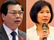 Tin tức trong ngày - Kỷ luật ông Vũ Huy Hoàng và Thứ trưởng Hồ Thị Kim Thoa