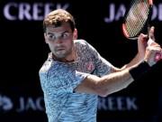 "Dimitrov - Goffin: Xứng danh  Tiểu Federer ""  (Tứ kết Australian Open)"