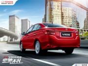 Toyota Vios mới giá 389 triệu đồng rục rịch lên kệ