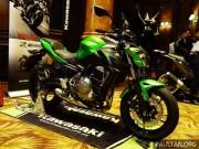 Thế giới xe - Kawasaki tung Z900 ABS, Z650 ABS, Ninja 650 và Versys-X 250