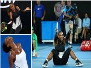 "Thể thao - Venus - Serena: Game 7 ""ma ám"" (CK Australian Open)"