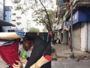 An ninh Xã hội - Nghi trộm xe SH, 3 người bị đánh trên phố