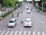 """Tin tức trong ngày - """"Điểm đen"""" tắc đường ở SG thông thoáng bất ngờ sau Tết"""