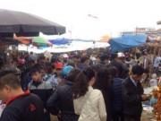 Tin tức trong ngày - Hiệu trưởng xin cho HS nghỉ học vì tắc đường chợ Viềng