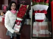 Chưa 14/2, người chồng này đã gây bão với bó hoa 500 triệu tặng vợ